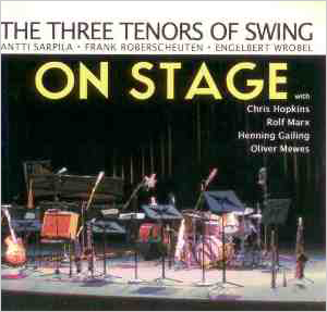 The Three Tenors Of Swing